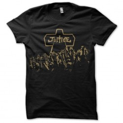 Justice shirt in black...