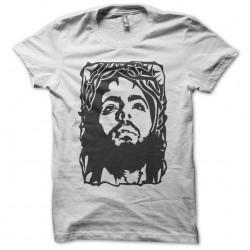 T-shirt Jesus white...