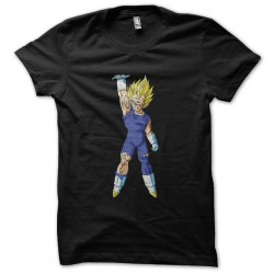 shirt majin vegeta black...