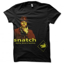 tee shirt snatch brad pitt...