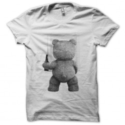 tee shirt ted qui pisse  sublimation