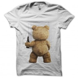 tee shirt ted l'ours...