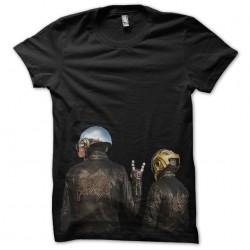 tee shirt daft punk black...