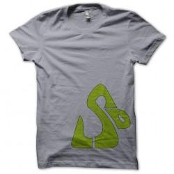 LSD T-Shirt Snake green on...