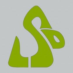 LSD T-Shirt Snake green on gray sublimation