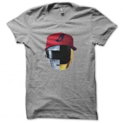 gray t-shirt daft punk mix...