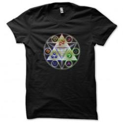 t-shirt zelda triforces...