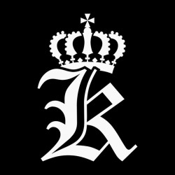 Royal K T-Shirt black...