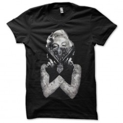 marilyn monroe t-shirt with...