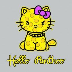 Tee Shirt Hello Panthoo...