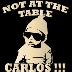 tee shirt bebe carlos pas a table film very bad trip or sur  sublimation