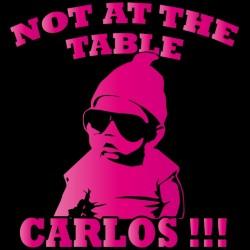 tee shirt pas a table...