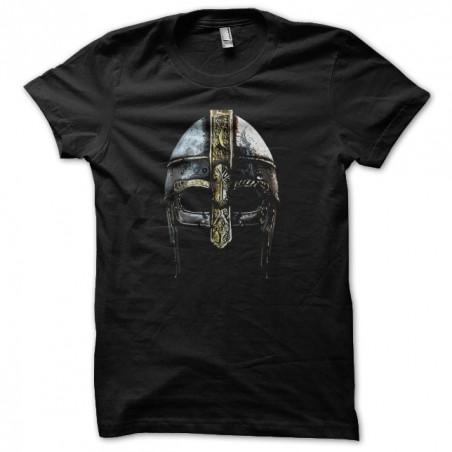 Tee shirt Vikings casque  sublimation
