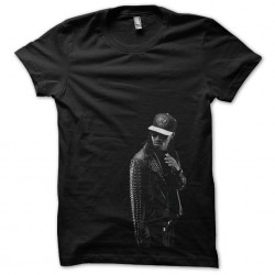 tee shirt future rapper americian black sublimation