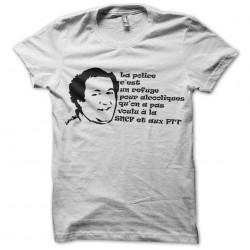 t-shirt coluche the best...