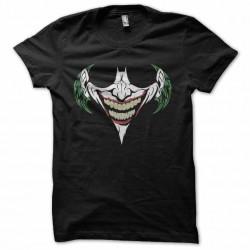 tee shirt joker le sourire...