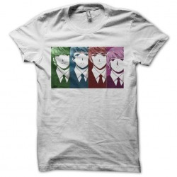 tee shirt manga fab 4...