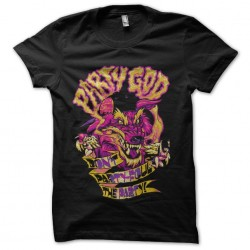 tee shirts wolf party black...