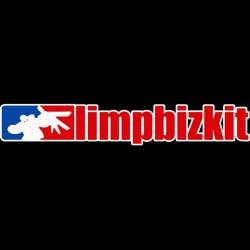 logo t-shirt limp bizkit black sublimation