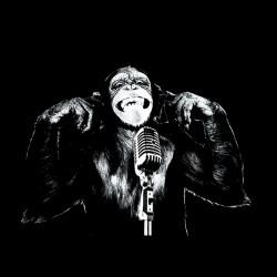 tee shirt monkey singing...