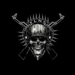 tee shirt dead brigade  sublimation