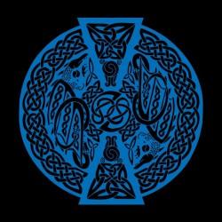 tee shirt dragon celtique  sublimation
