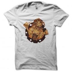 shirt ZOMBEER white sublimation