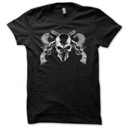 shirt skull and guns...