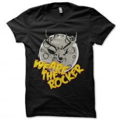 tee shirt we are the rocker...