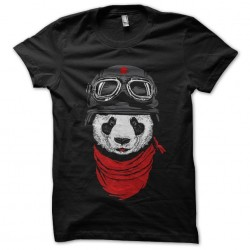 t-shirt of panda way...