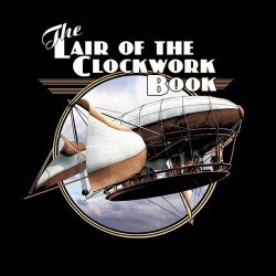 tee shirt the lair of the clockwork book  sublimation
