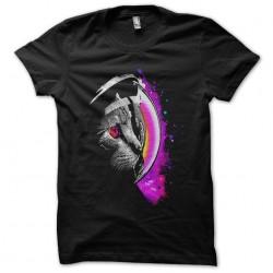 tee shirt infinity cat...