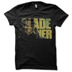 shirt Blade Runner logo...