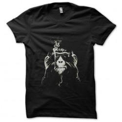 monkey t-shirt that smokes...