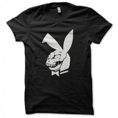 Playboy parody donnie darko Noir sublimation t-shirt