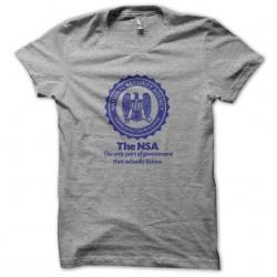 tee shirt the nsa sublimation