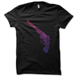 tee shirt guns manga...
