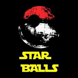 tee shirt star balls...