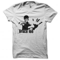 t-shirt bruce lee white...