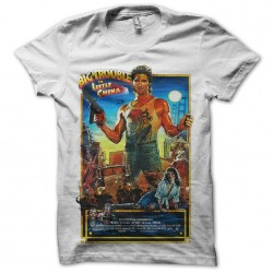 tee shirt  film big trouble...