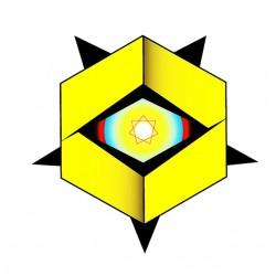 tee shirt hexagram sublimation