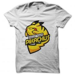 tee shirt pikachu...
