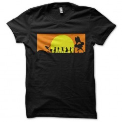 tee shirt personnage one...