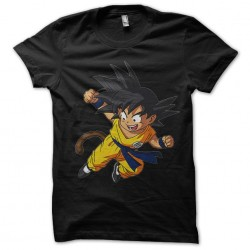 T-Shirt Her Goku black...