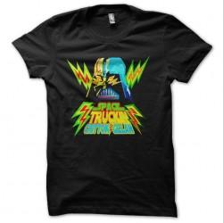 tee shirt spacetruck black...