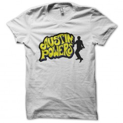 t-shirt austin powers logo...
