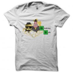 tee shirt breaking bad bob the white sponge sublimation