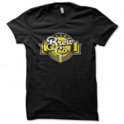 tee shirt brewco  sublimation