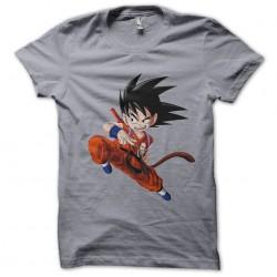 Orange Goku Tee Shirt on...