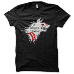 winter is coming t-shirt...